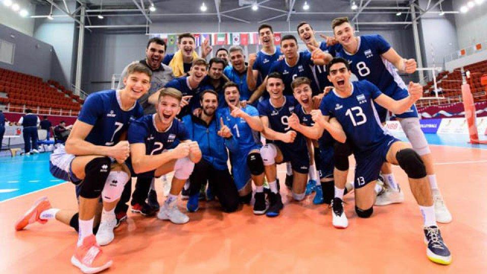 Argentina le ganó a Corea y está entre los mejores 8 del Mundial U21.