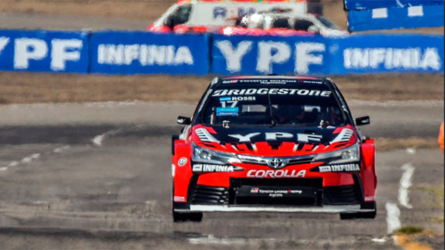 Súper TC 2000 en Salta: Matías Rossi fue el vencedor y Werner culminó sexto