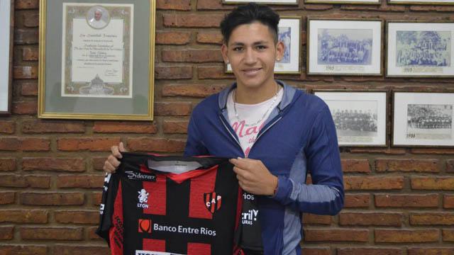 Patronato venderá por primera vez a un juvenil y Luis Vázquez jugará en Boca