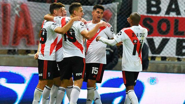 Superliga: River recibe a Talleres y busca llegar como líder al Superclásico