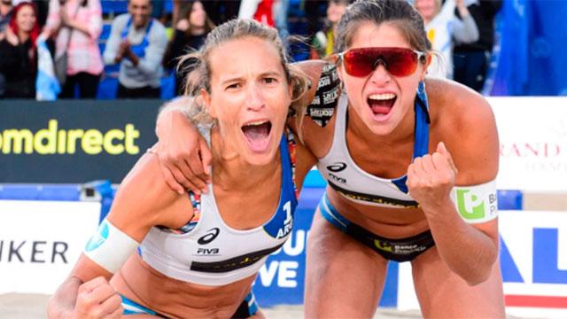 La nogoyaense Ana Gallay abre la participación argentina.