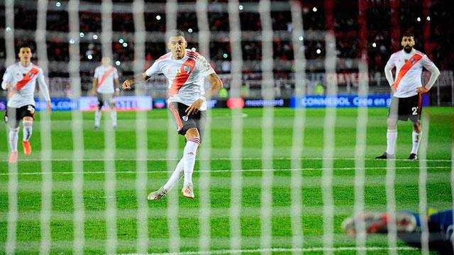 River empató frente a Cruzeiro por la Copa Libertadores y definirá la serie en Brasil