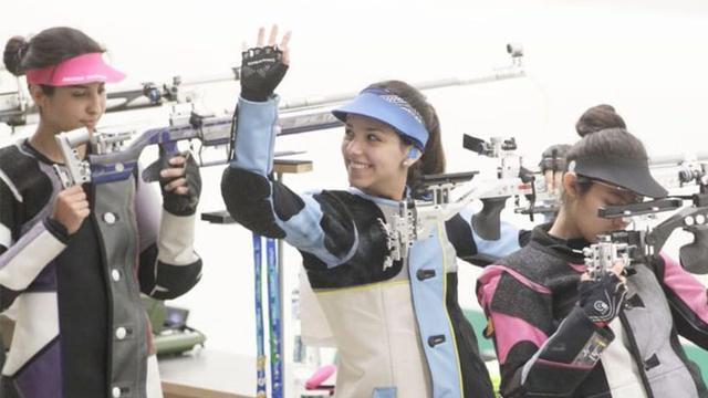 Fernanda Russo logró el boleto a Tokio 2020 en Lima.