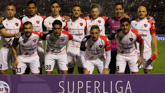 Patronato jugará dentro de dos semanas con Huracán. (Prensa CAP)