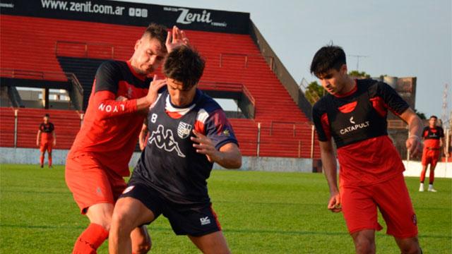 El equipo Sciacqua disputará ante el Sabalero un nuevo amistoso.