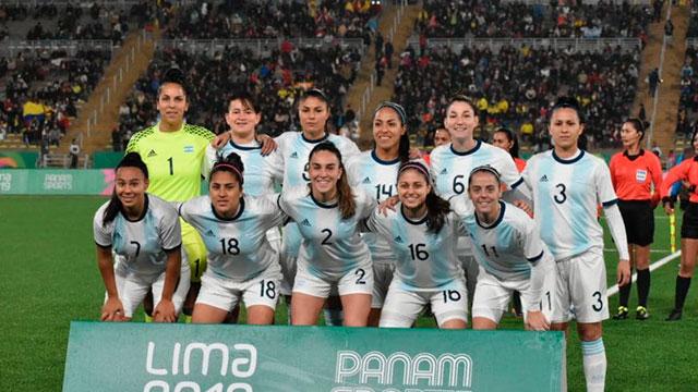 Argentina perdió con Colombia por penales y se quedó con la medalla de plata.