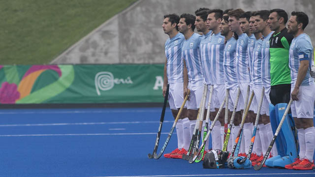 Los Leones vencieron a Canadá y lograron la medalla dorada