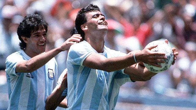 El inolvidable gol del Tata Brown en la final de México 1986 ante Alemania.