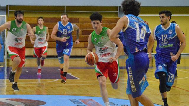 El equipo de René Richard fue de mayor a menor en el torneo.