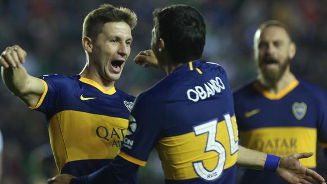 Con un gol tempranero, Boca supera 1 a 0 a Banfield