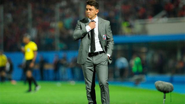 River: Sin Ponzio, Gallardo definió los convocados para visitar a Arsenal