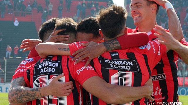Patronato jugará el lunes como visitante ante Aldosivi.