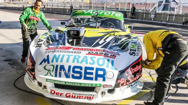 El piloto de Ramírez tiene que ganar para pelear por el campeonato.