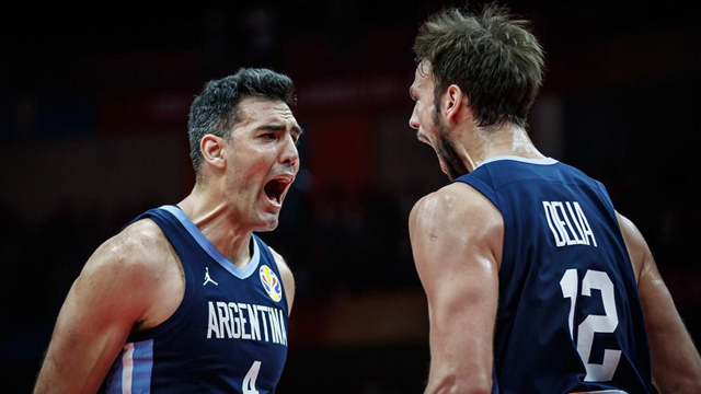 El equipo argentino logró una gran victoria ante Rusia.