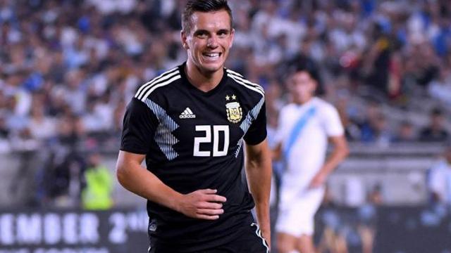 El Monito Lo Celso no estará ante el elenco Azteca por una lesión.