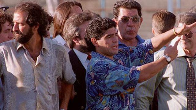 """""""Desde el año 1999 que no tengo relación con Diego"""", reveló Fren."""