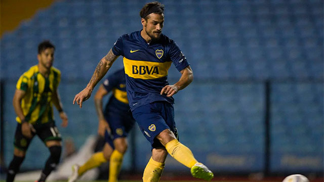 El nombre de Osvaldo comenzó a sonar fuerte en La Plata.