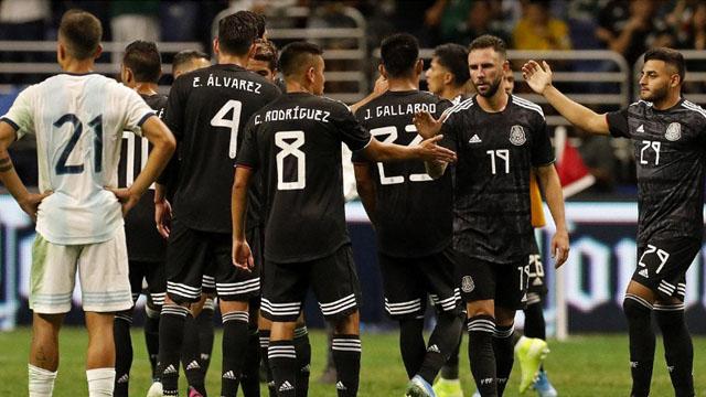 Escándalo en México con los jugadores de la selección.