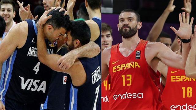 Argentina y España tiene una Copa del Mundo cada uno y van por su segunda.