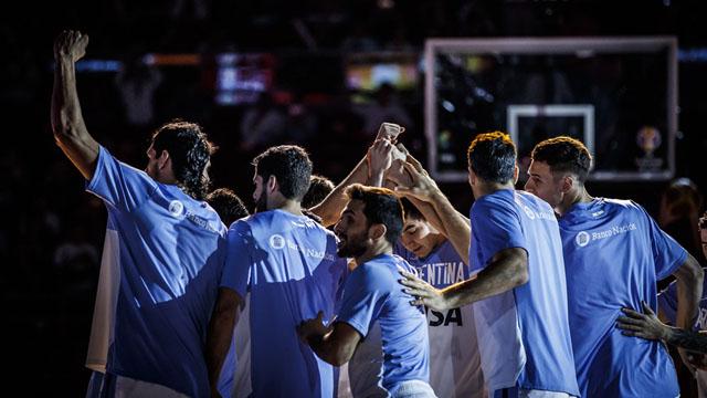 En vivo: Argentina y España se enfrentan en busca del título en China 2019