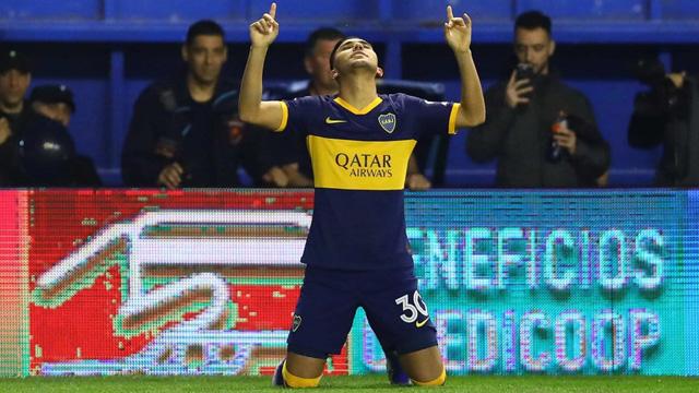 Boca vence 1 a 0 a Estudiantes en La Bombonera y es líder del torneo