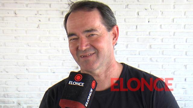 El Gurí Martínez probó en Paraná: