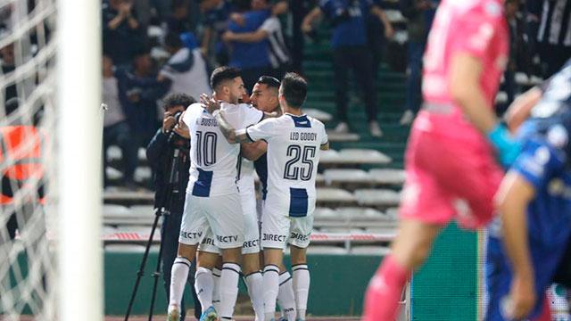 Talleres le ganó al Gimnasia de Maradona, que sigue sin poder ganar en la Superliga
