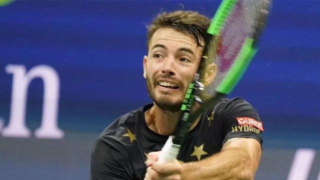 Juan Ignacio Londero se despidió del ATP 250 de Moscú