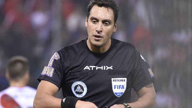 El árbitro para el encuentro entre Patronato y Newell's será Fernando Rapallini