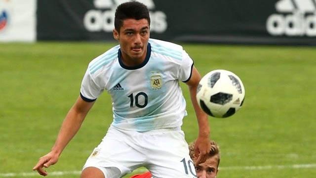 Palacios está valuado como el jugador más caro de todo el Mundial Sub-17.
