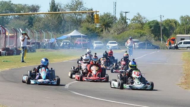 El karting provincial está en su etapa de definición.