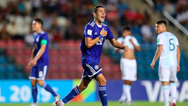 La Selección Argentina Sub 17 cayó ante Paraguay y quedó eliminada.
