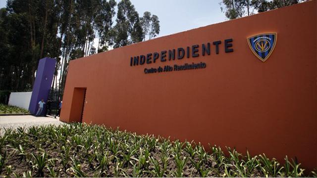 La sede del Club Especializado de Alto Rendimiento Independiente del Valle.