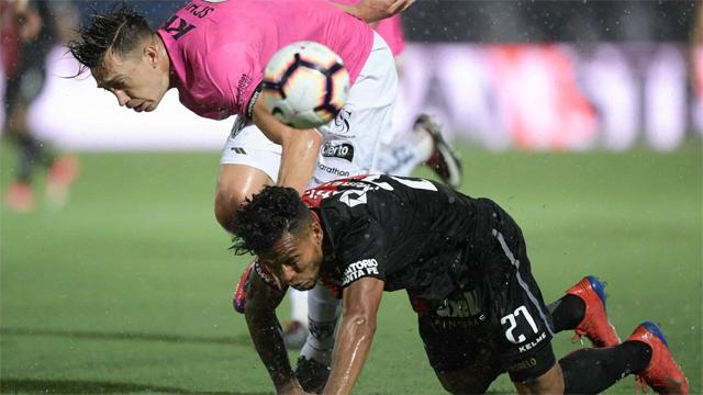 Colón tiene chances de jugar el Mundial de Clubes 2021.