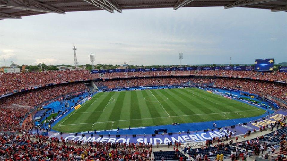 El estadio General Pablo Rojas se colmó de hinchas del Sabalero para la Final.