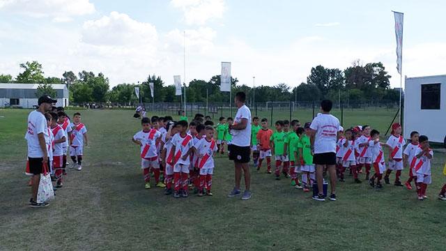 La Filial de River de Paraná realizará una nueva prueba de jugadores.