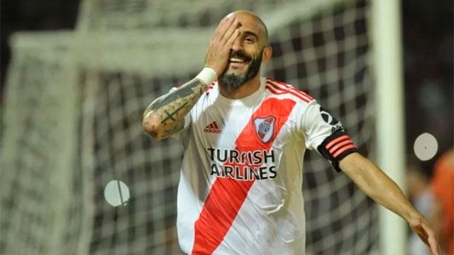 River le ganó por 2-0 a Estudiantes de Buenos Aires. Crédito: Diario La Voz.