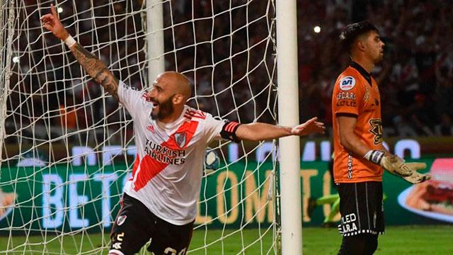 River le ganó 2-0 a Estudiantes de Buenos Aires y es finalista de la Copa Argentina