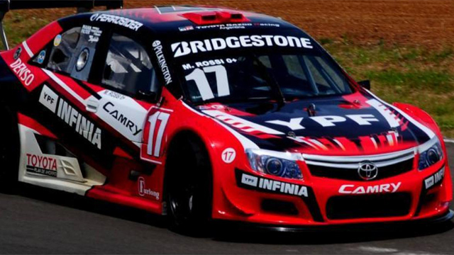 El Misil Rossi fue el más rápido en la clasificación en el trazado entrerriano.