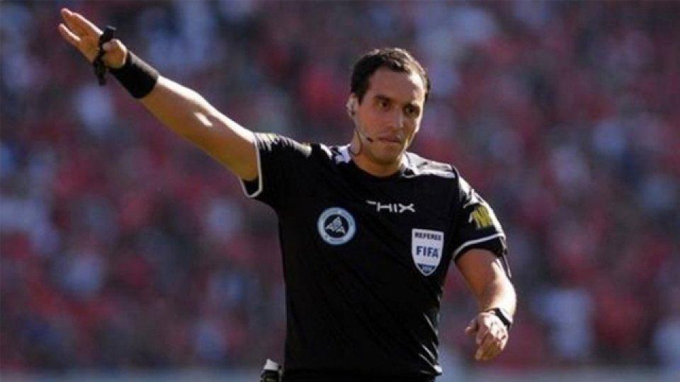 Fernando Rapallini será el árbitro del encuentro entre Patronato y Godoy Cruz - Elonce.com
