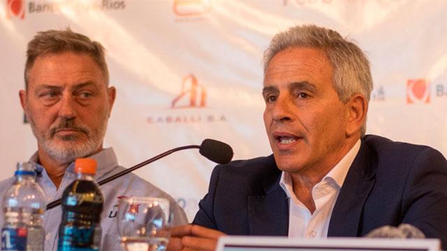 Se presentó el Seven de la República en Paraná.
