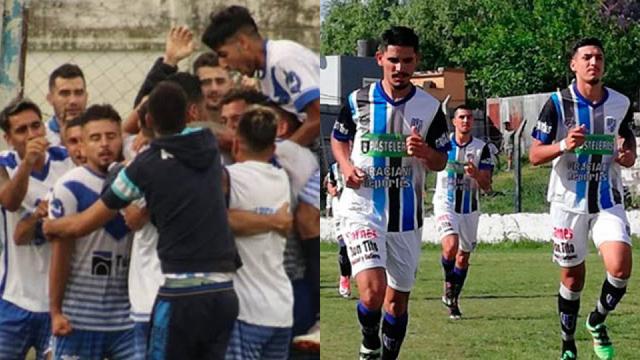Sportivo Urquiza y Peñarol se miden en la primera e histórica final.