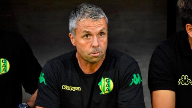 Gustavo Álvarez se perfila para reemplazar a Sciacqua.