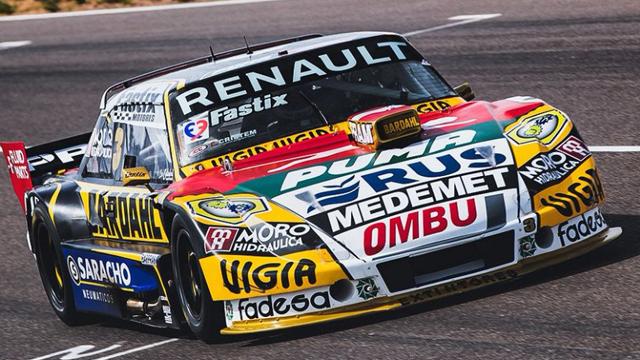 Agustín Canapino se consagró campeón por cuarta vez — Turismo Carretera