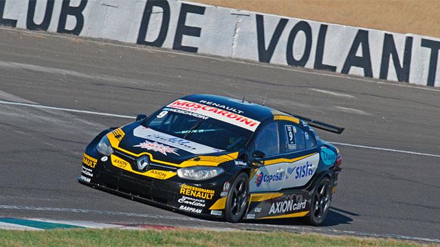 Ganó Garriz en Paraná y Moscardini es campeón del TC 2000.