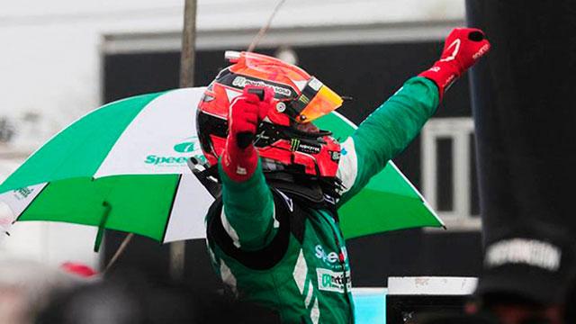 Agustín Canapino hizo historia y logró un nuevo título en la categoría.