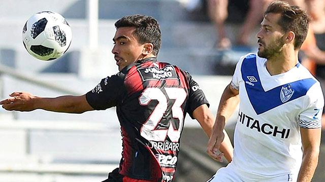 Patronato enfrenatrá a Vélez el próximo lunes en el Grella.