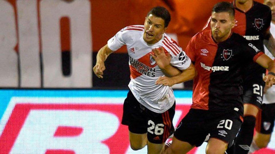 Nacho Fernández, desgarrado y con un pie afuera de la final.