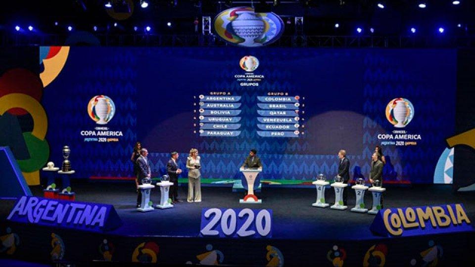 El sorteo se realizó en Cartagena, Colombia.