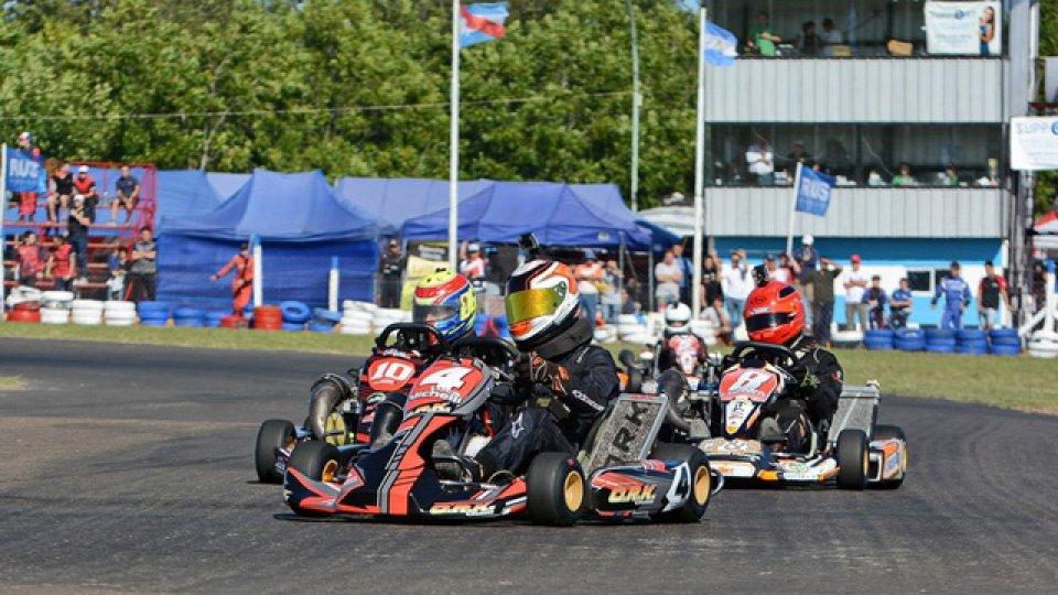 El Karting Entrerriano cierra la temporada 2019.
